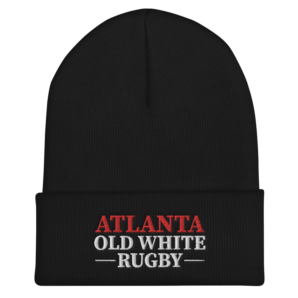 Atlanta Old White Rugby Club On Field Training Beanie