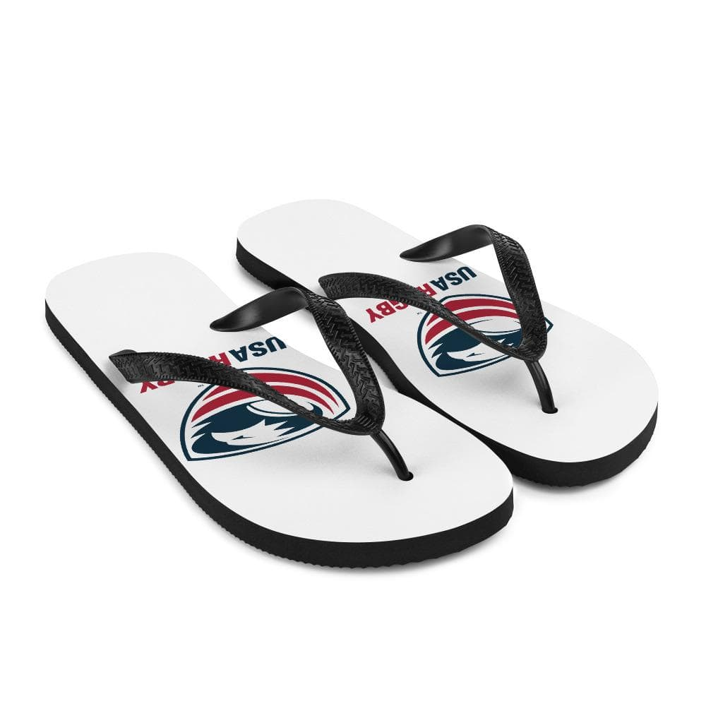 World Rugby Shop USA Rugby Flip-Flops in the  category