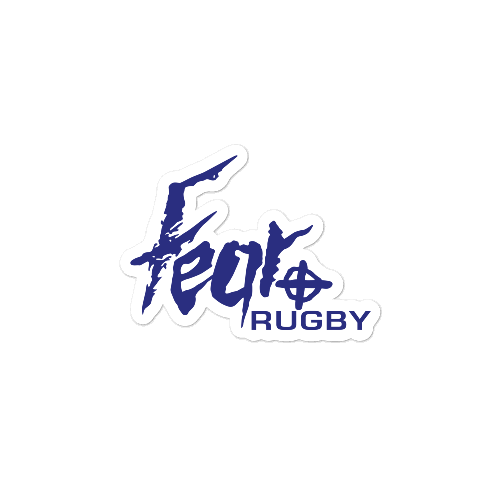 CAPE FEAR RUGBY Stickers