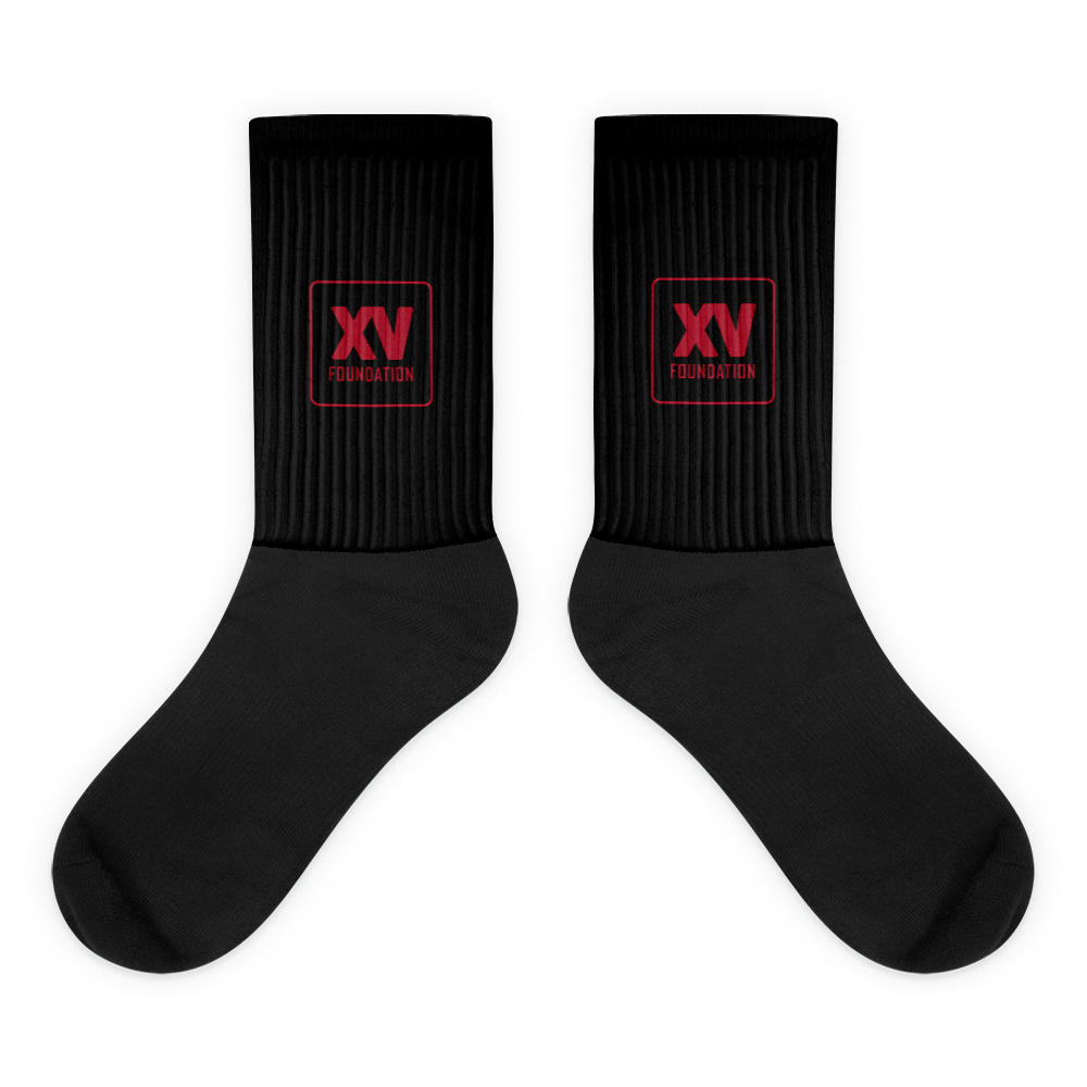 XV Foundation Socks
