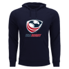 USA Rugby Unisex Hoodie Navy