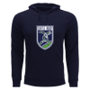 Seattle Rugby Club Classic Hardcore Hoodie Navy