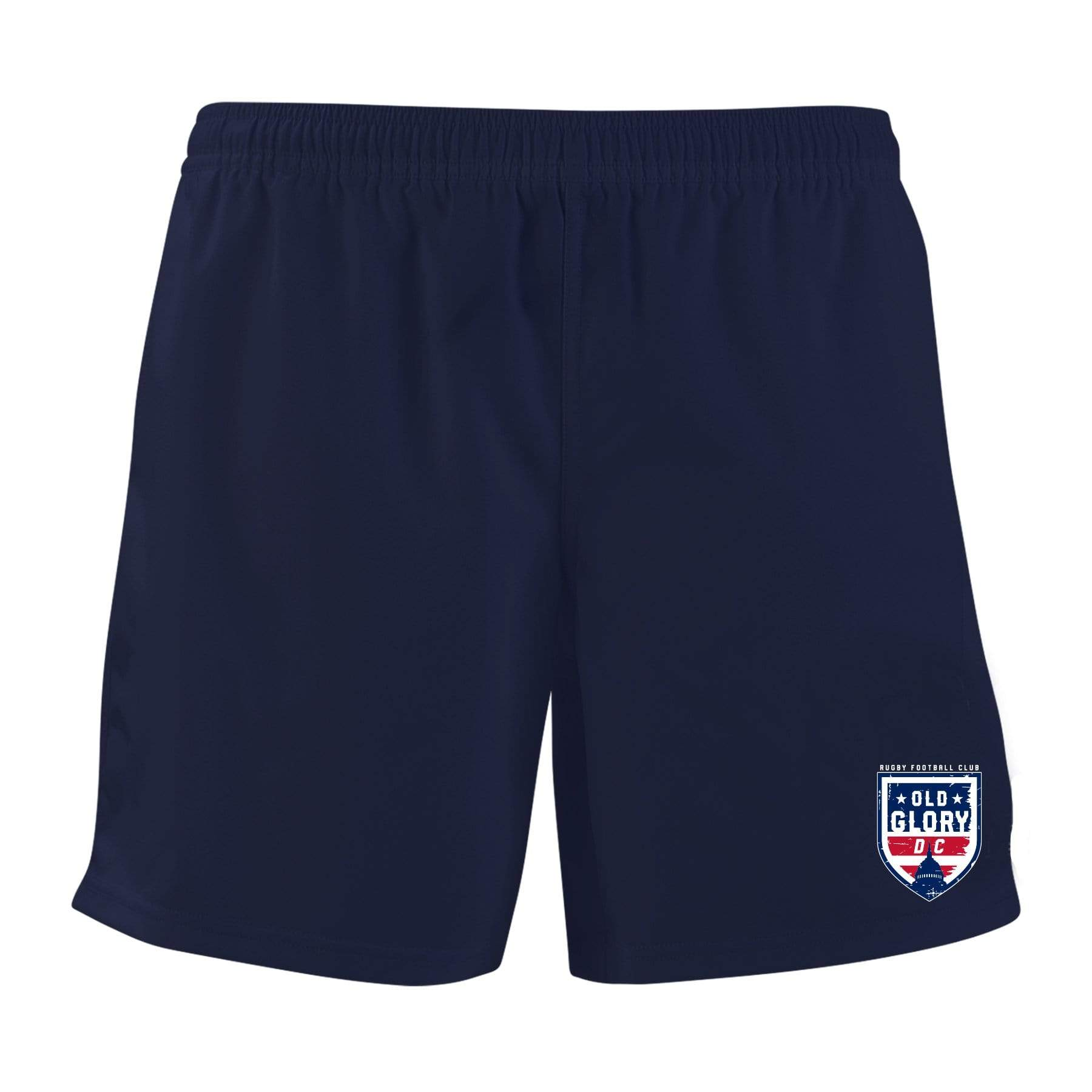 Old Glory DC Men's Athletic Long Shorts
