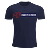 Goff Rugby Report Navy Premiership T-Shirt
