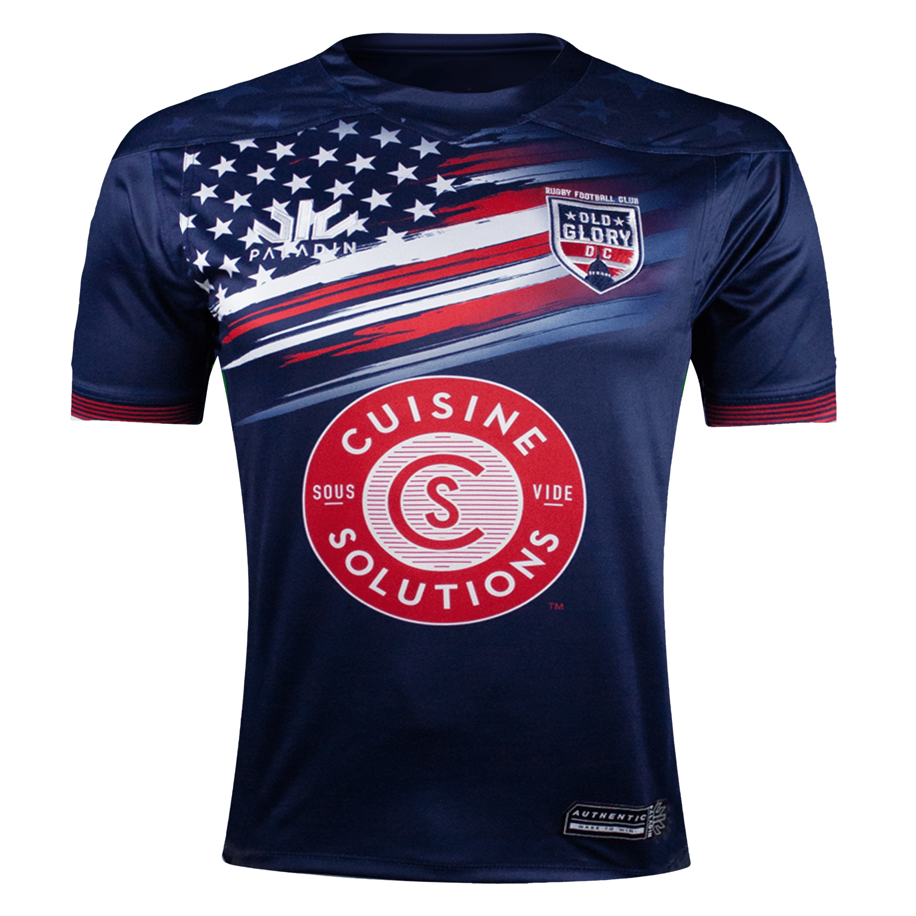 Paladin Old Glory DC 2021 Home Jersey