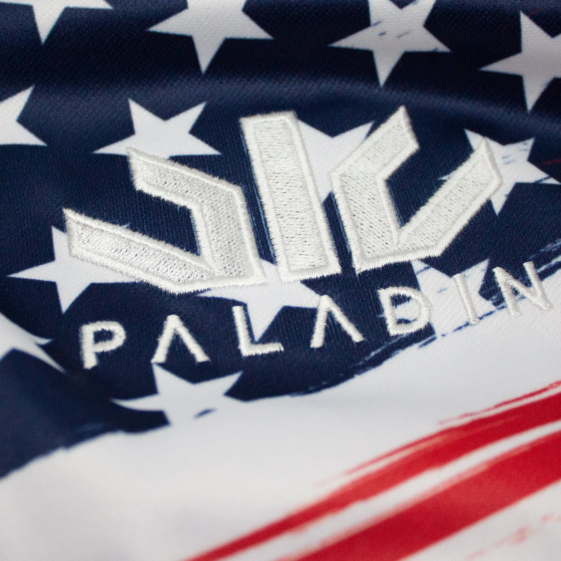 Paladin Old Glory DC 2021 Away Jersey