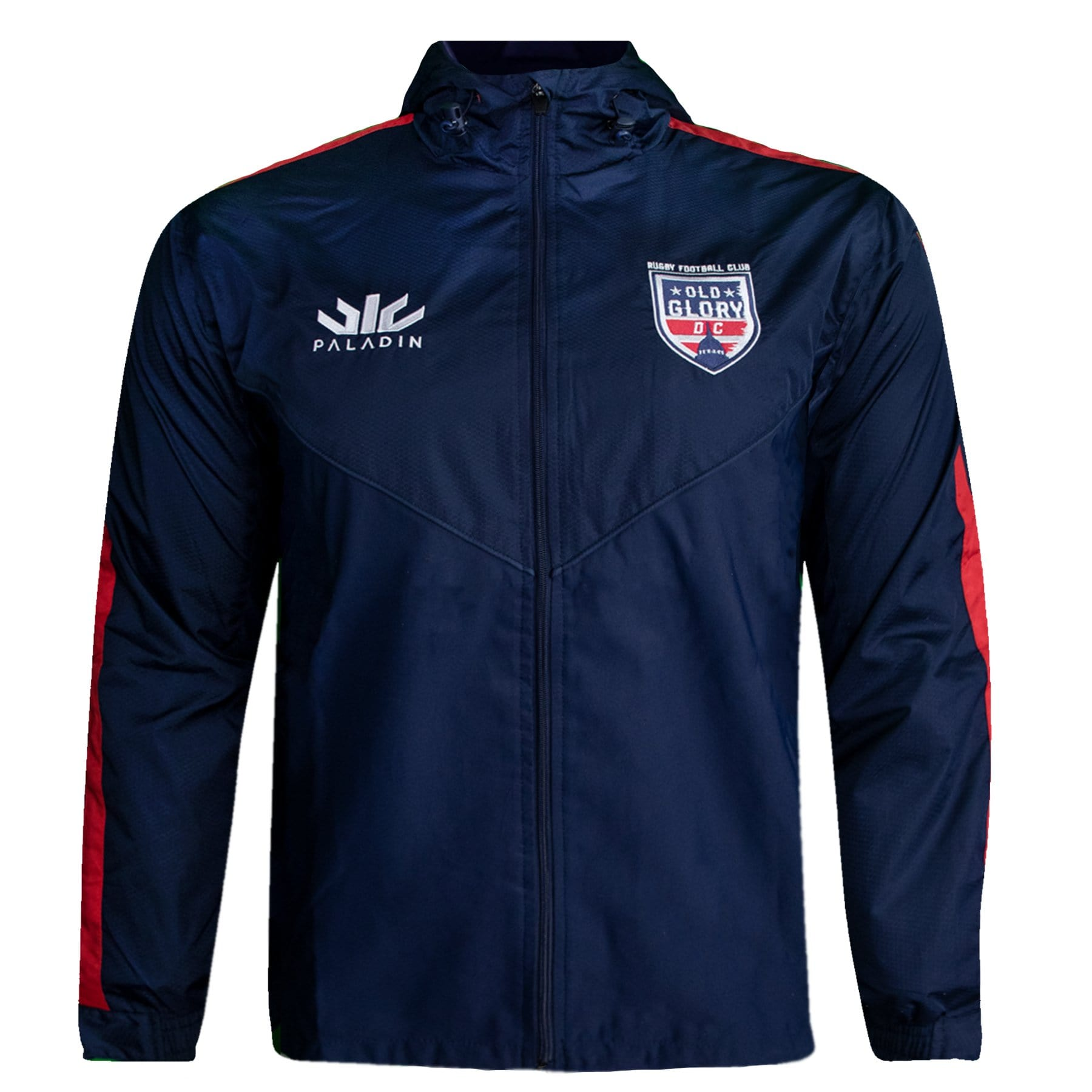 Paladin Old Glory DC Rugby Jacket Front