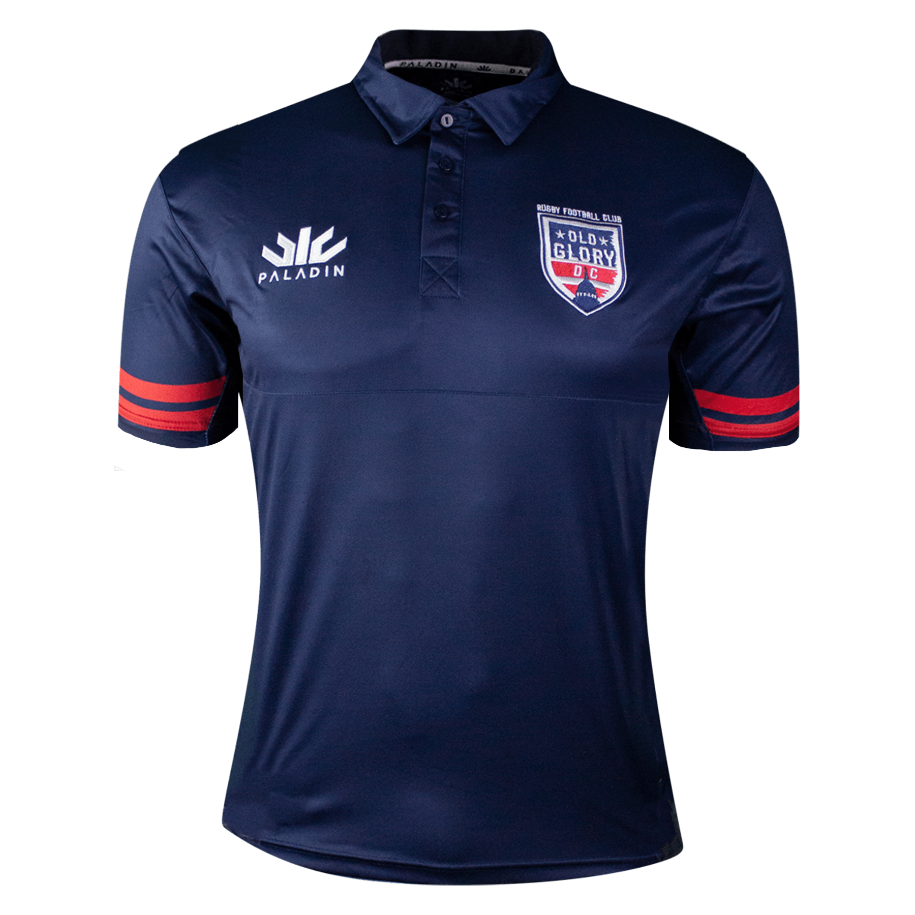 Paladin Old Glory DC Rugby Polo