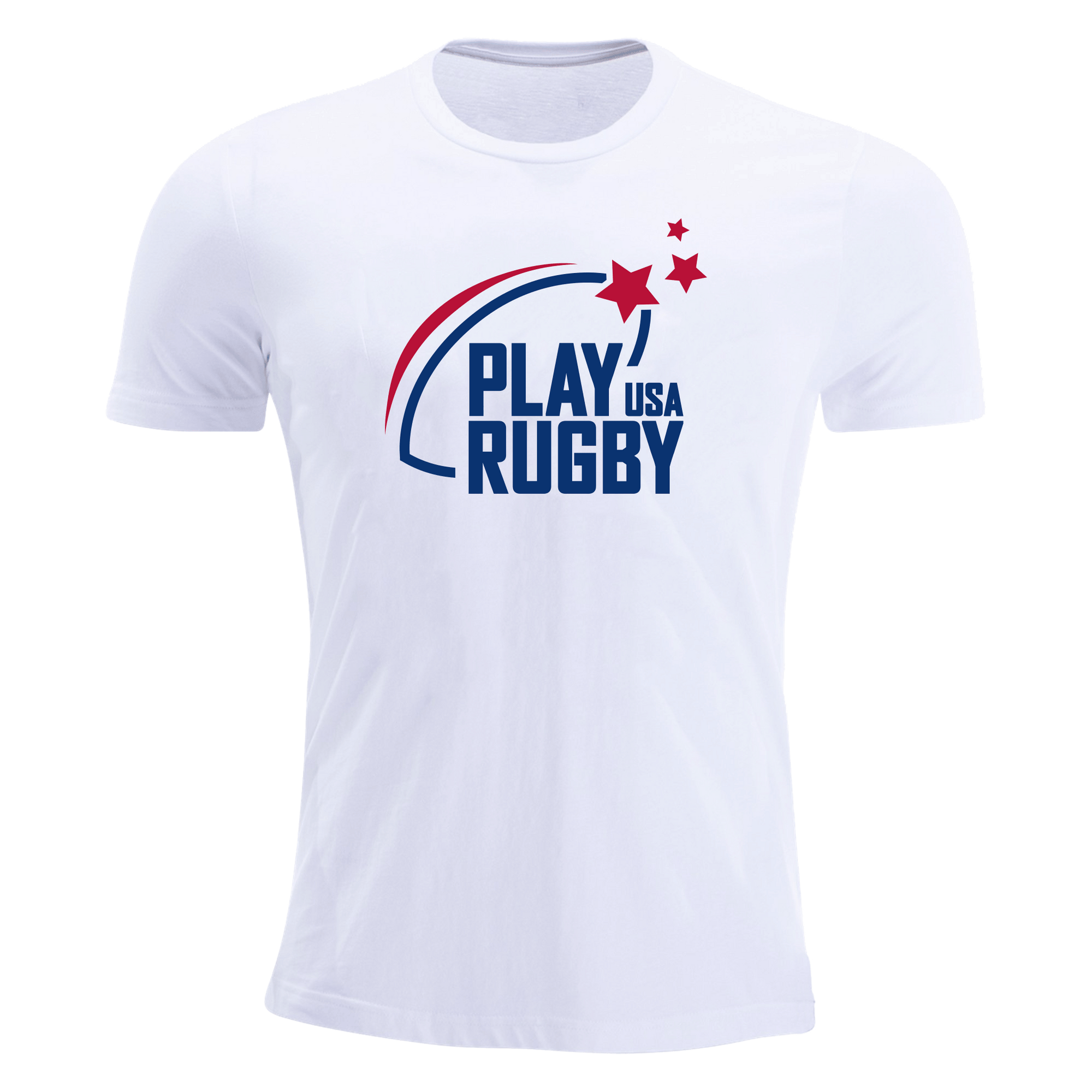 Play Rugby USA Premiership T-Shirt White