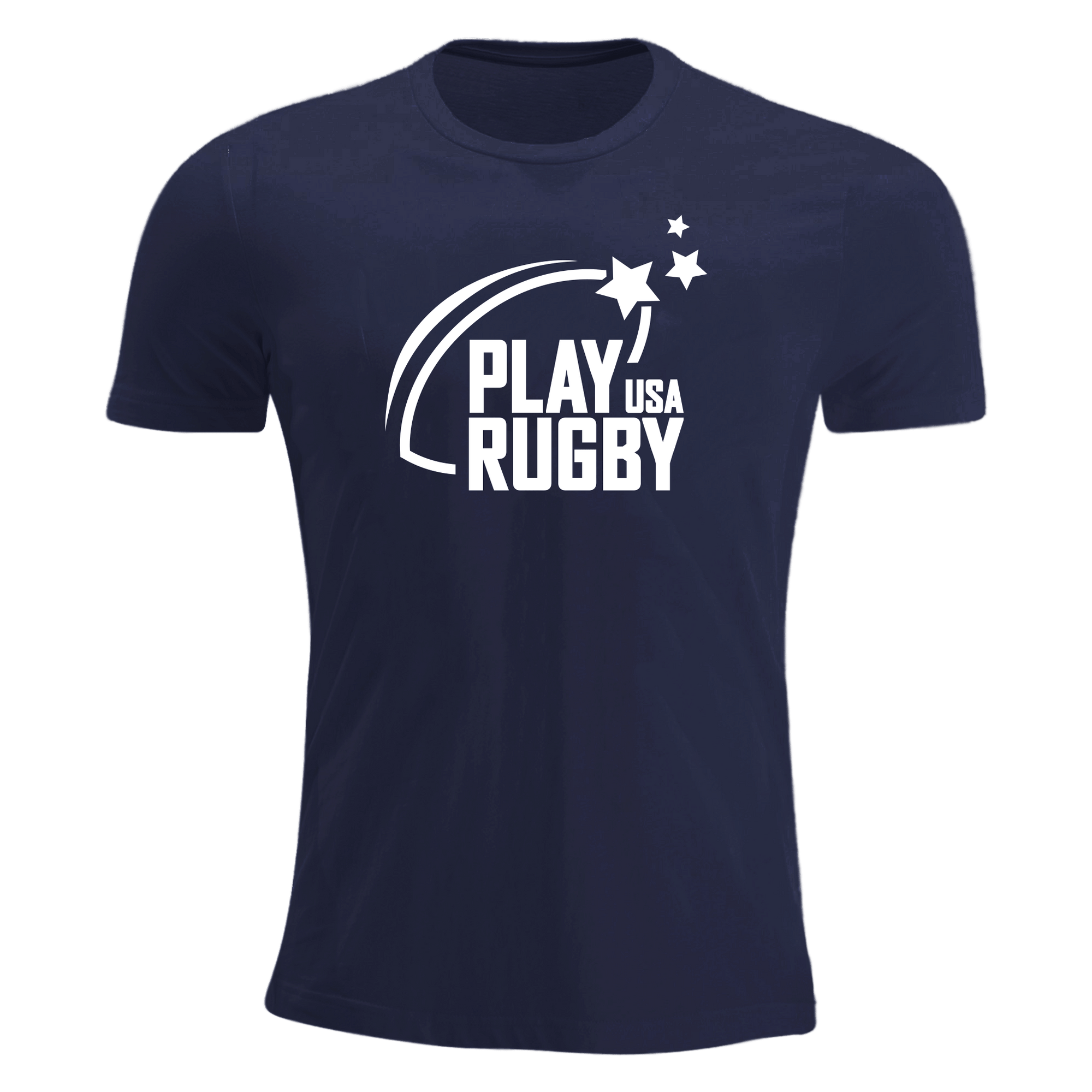 Play Rugby USA Premiership T-Shirt Navy