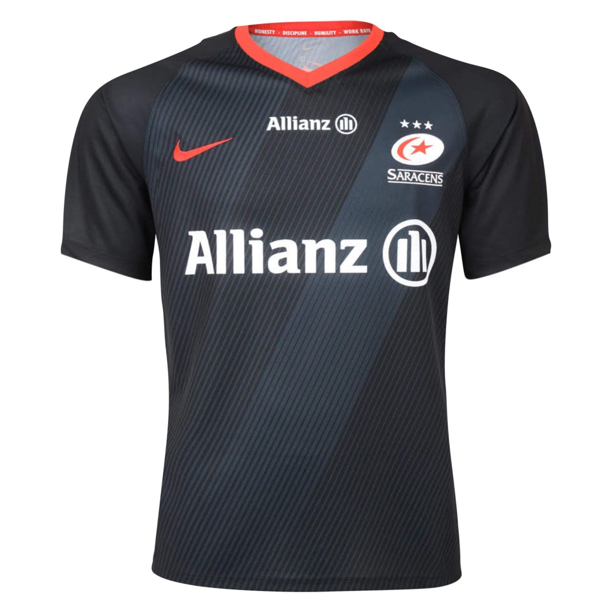 Nike Saracens F.C. Home Jersey