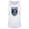 Seattle Rugby Club Bingtang Singlet White