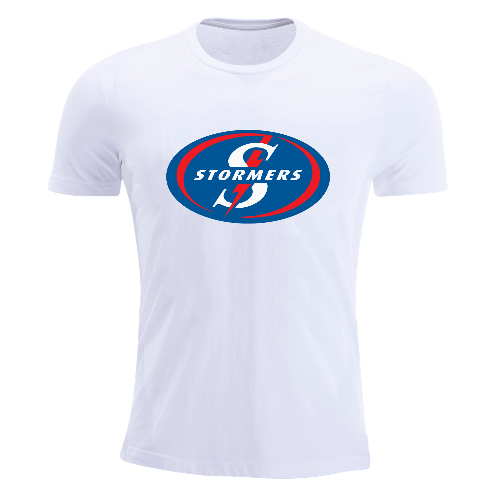 Stormers Short-Sleeve T-Shirt White