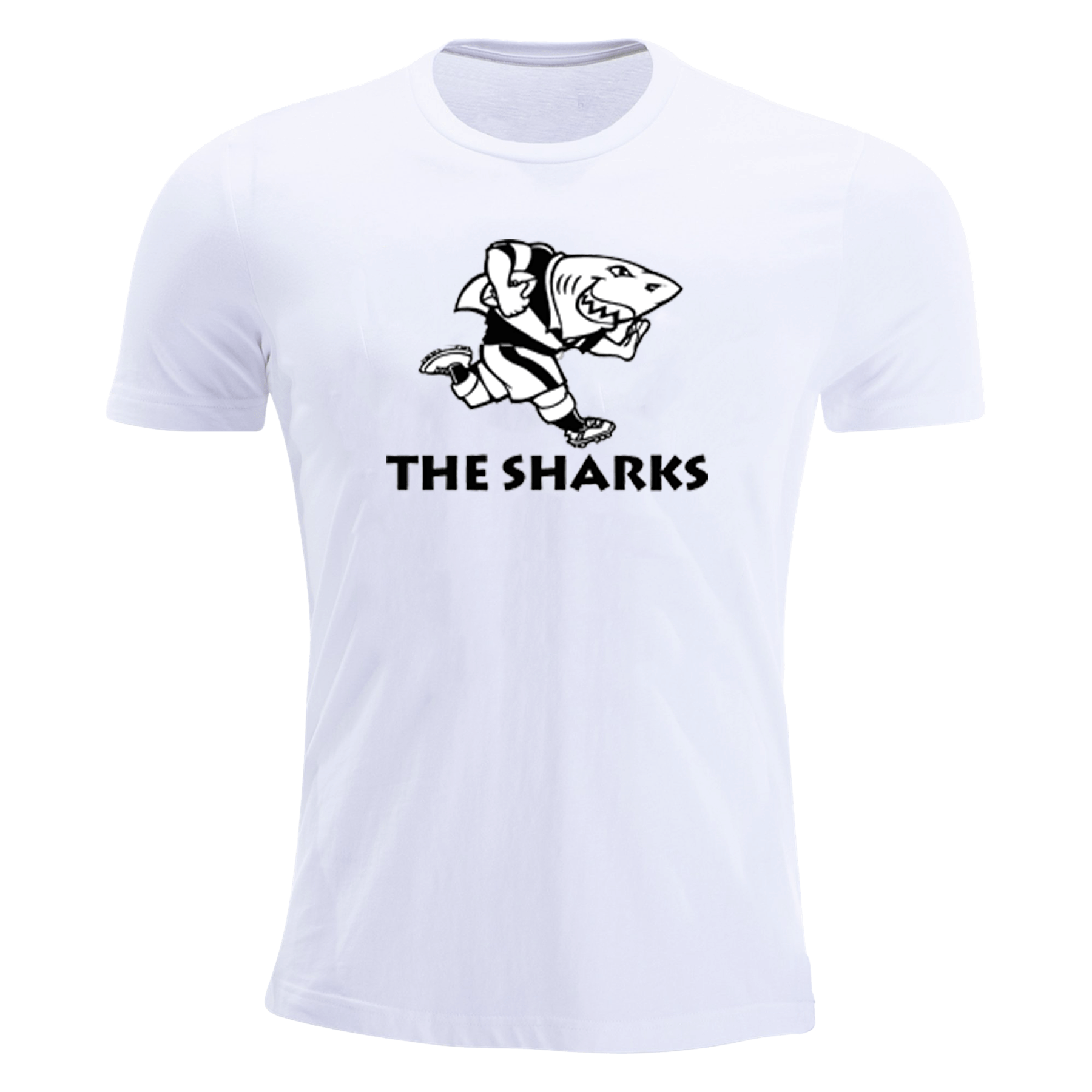 The Sharks Short-Sleeve T-Shirt White