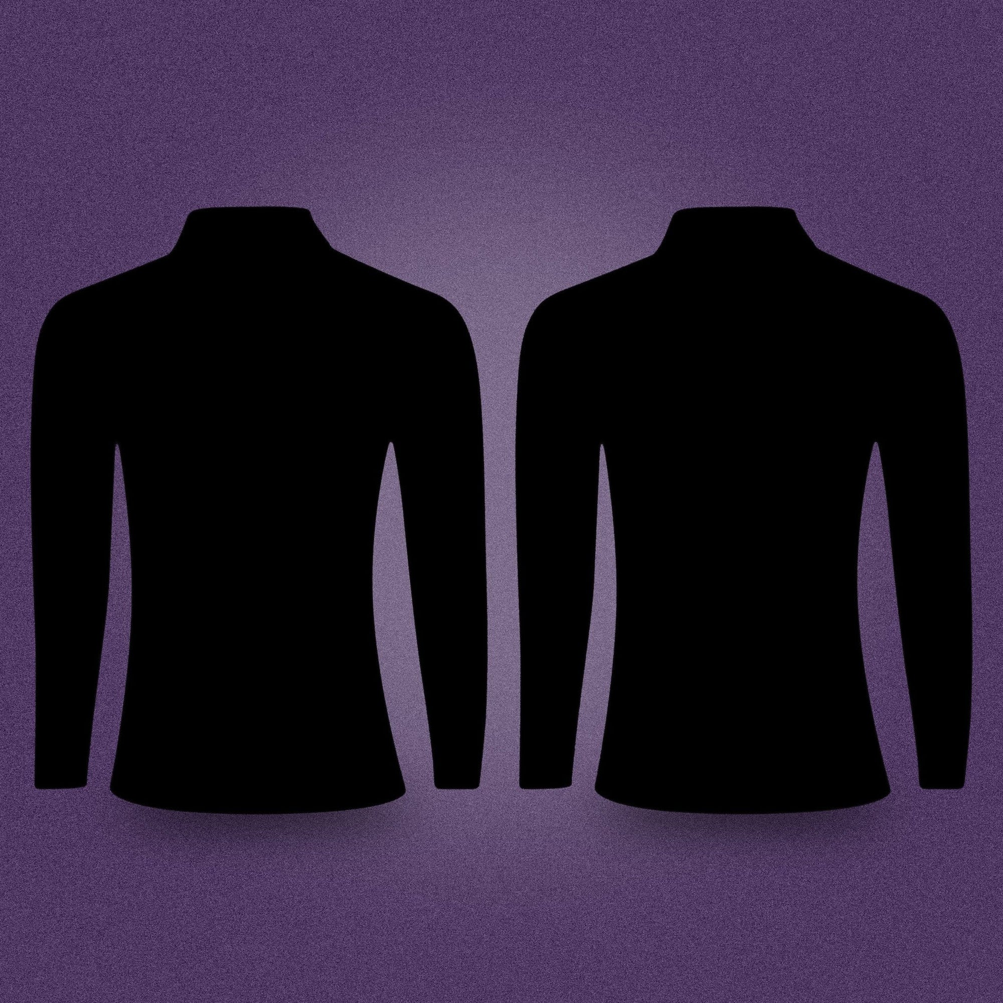 Two Mystery Rugby Jackets