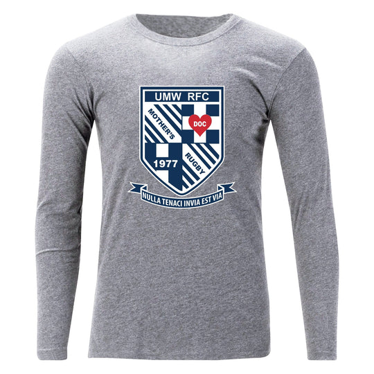 UMW Rugby Off Field Shirt (Long Sleeve)