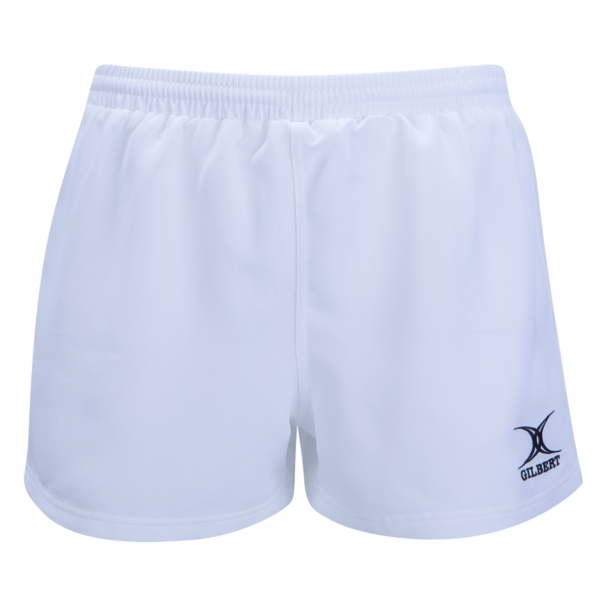 Gilbert WRS White Saracen Shorts
