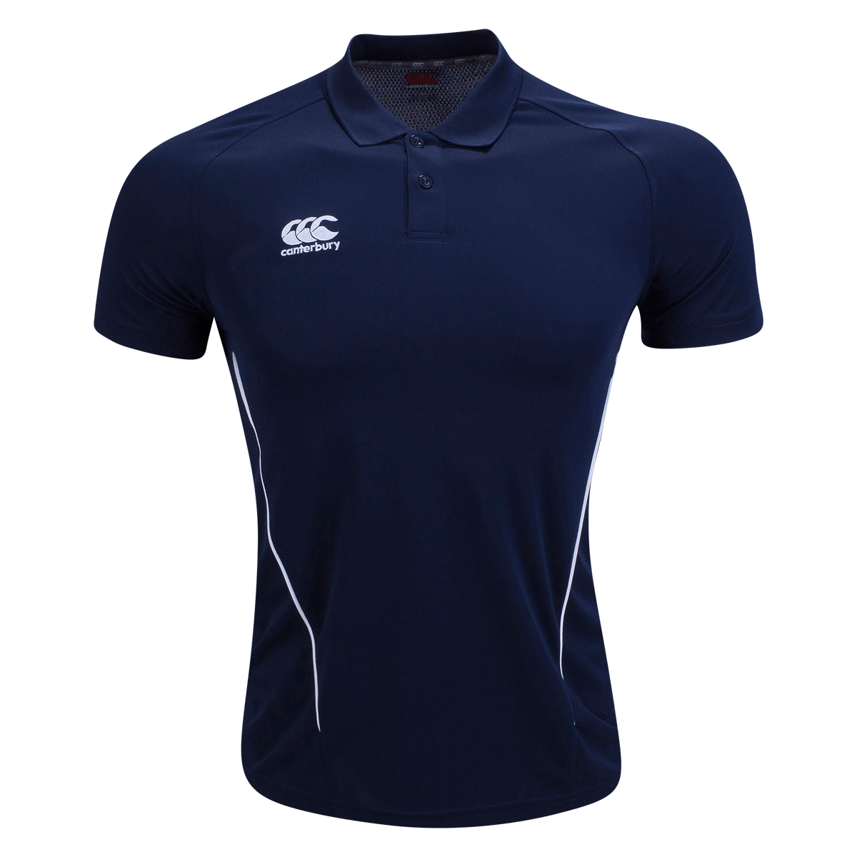 Canterbury Navy Dry Polo