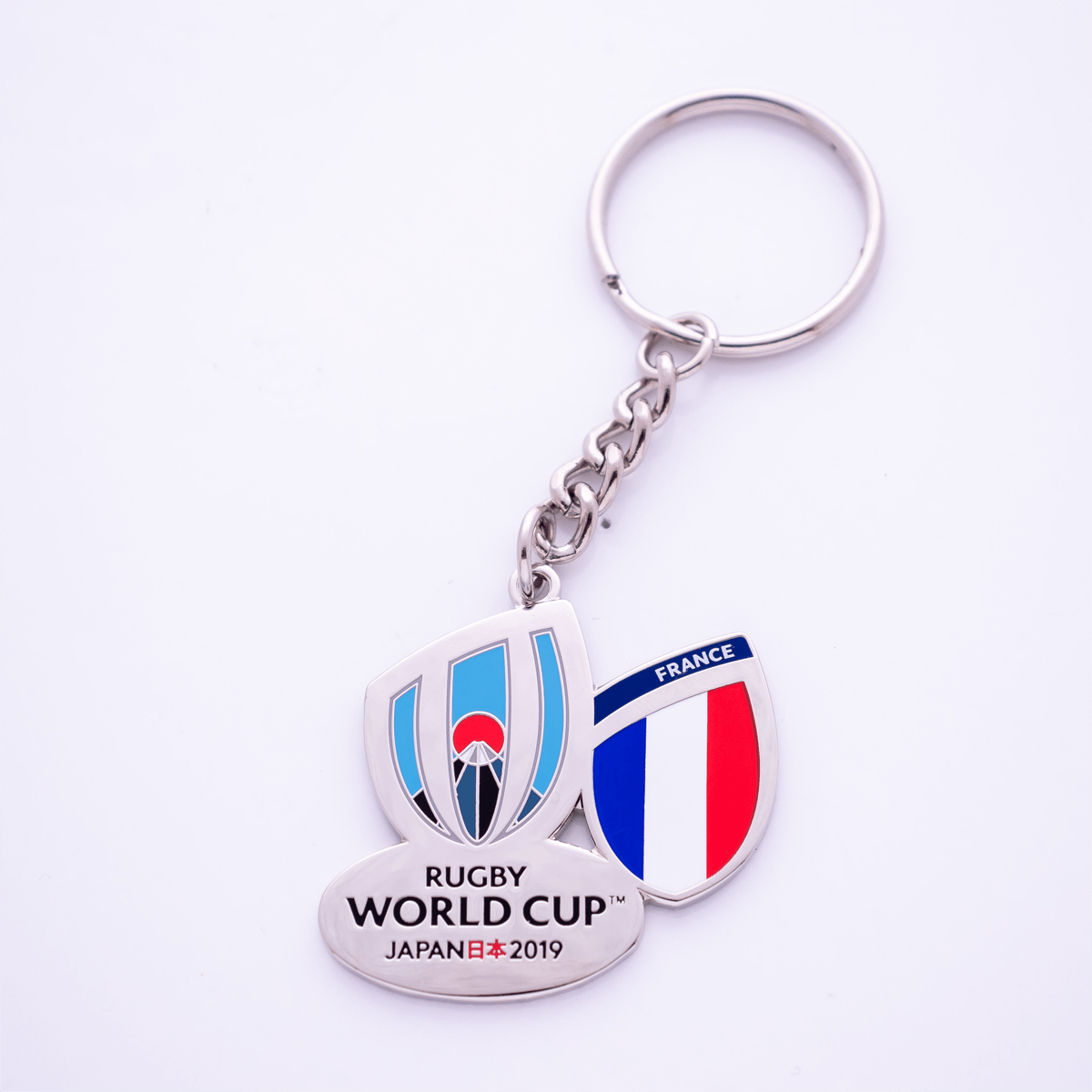 2019 France Rugby World Cup Keyring