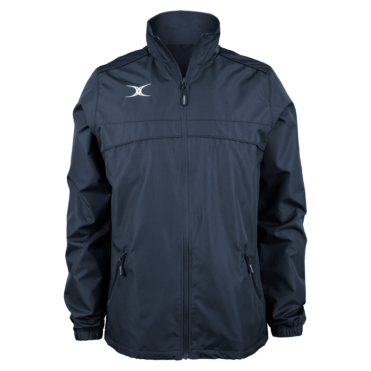 Gilbert Navy Photon Full Zip Jacket