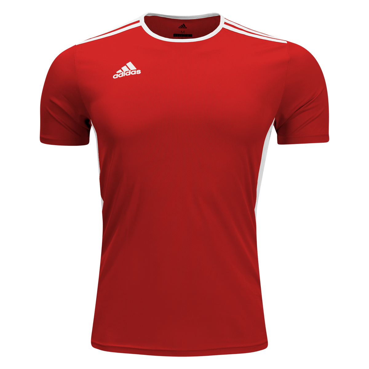 adidas Red/White Entrada Jersey