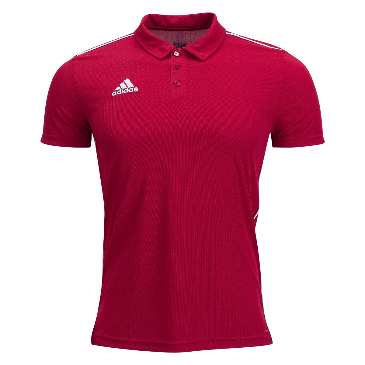 adidas Red Core Rugby Polo