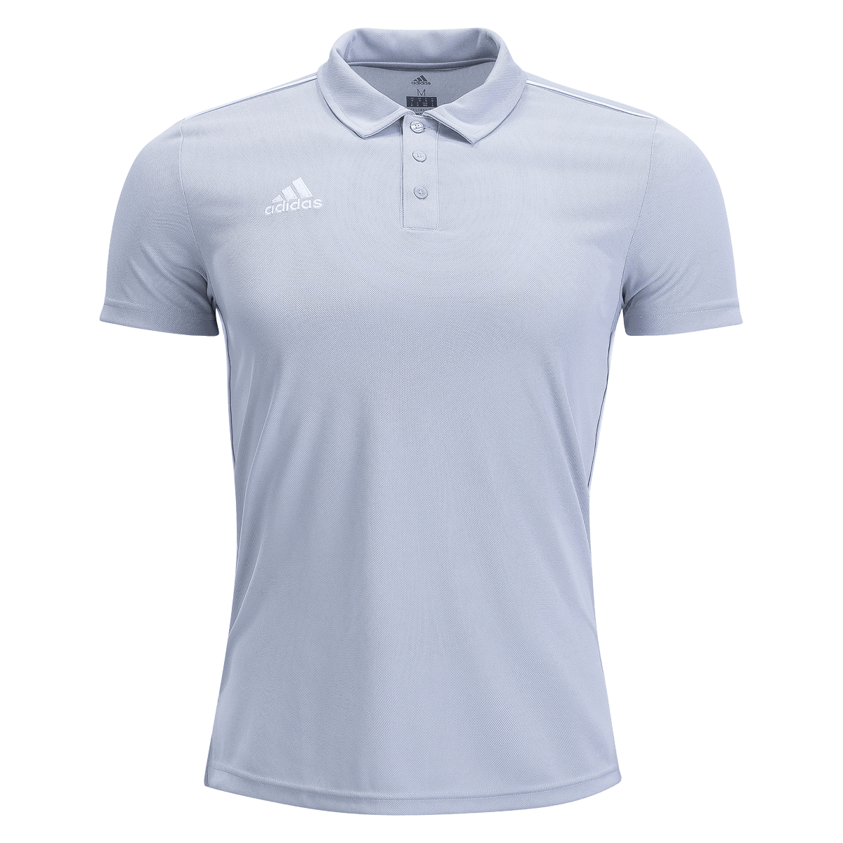 adidas Grey Core Rugby Polo