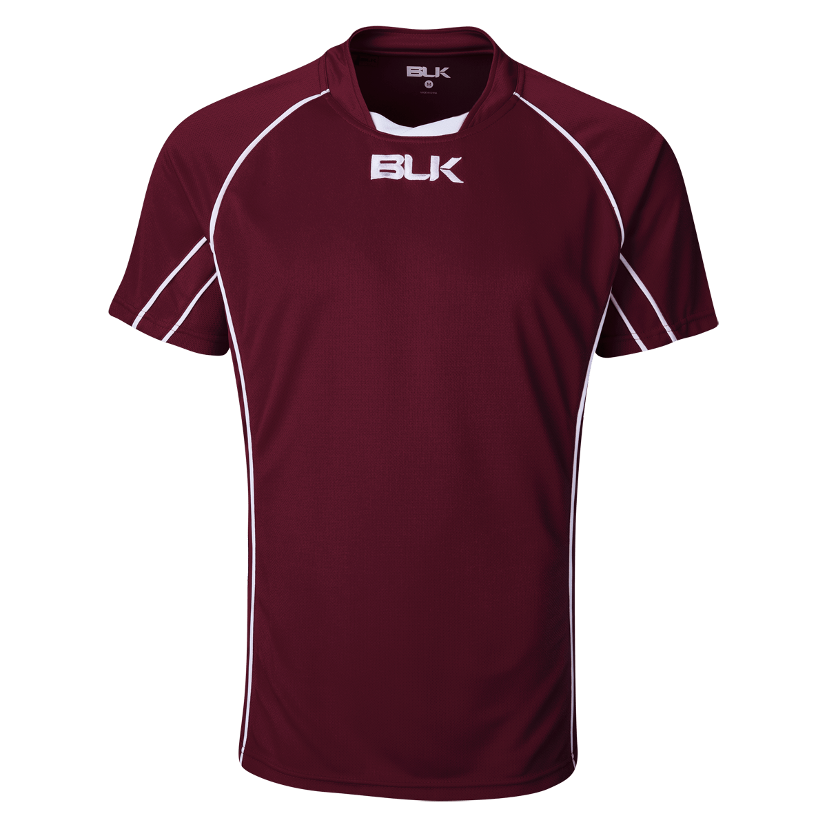 BLK Maroon Youth Icon Rugby Jersey