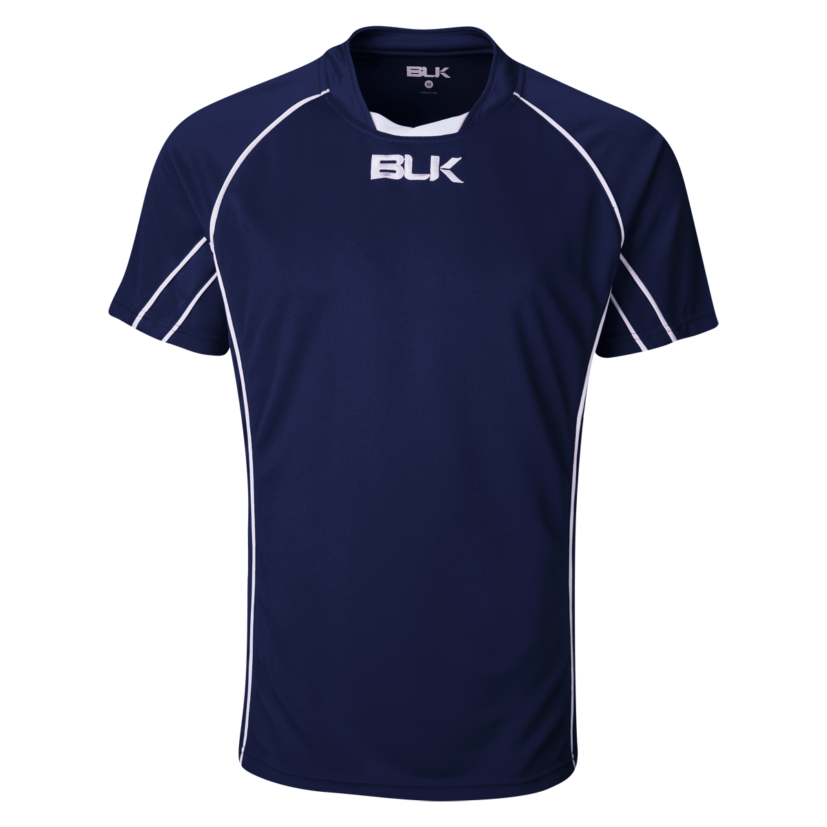 BLK Navy Youth Icon Rugby Jersey