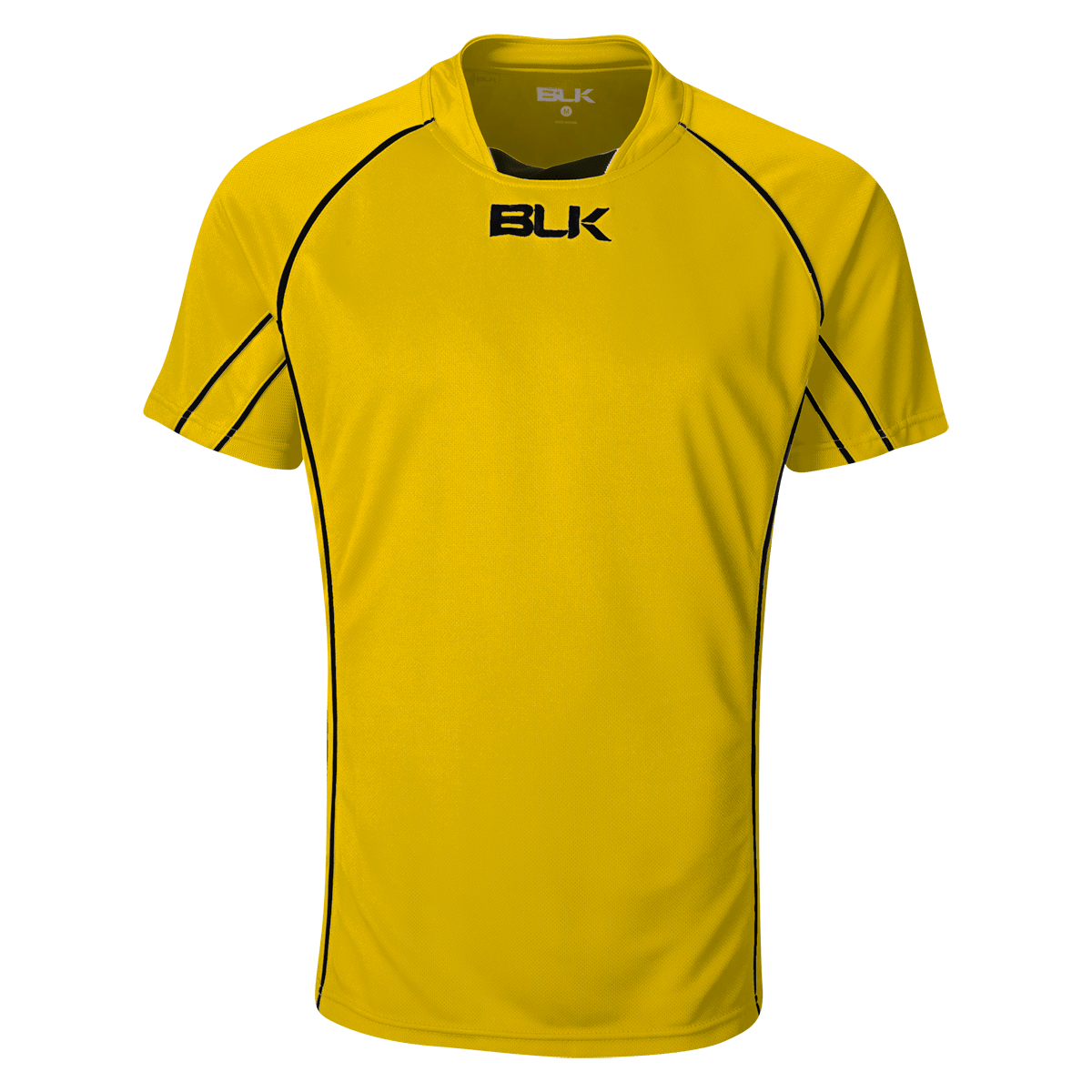 BLK Gold Youth Icon Rugby Jersey