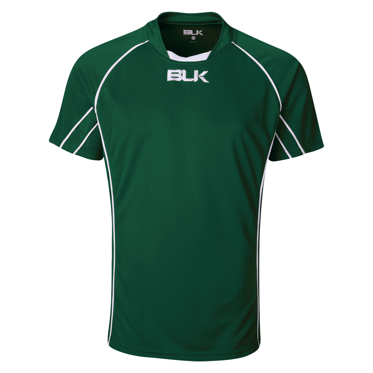 BLK Dark Green Youth Icon Rugby Jersey