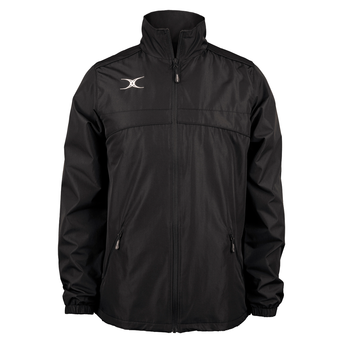 Gilbert Black Photon Full Zip Jacket