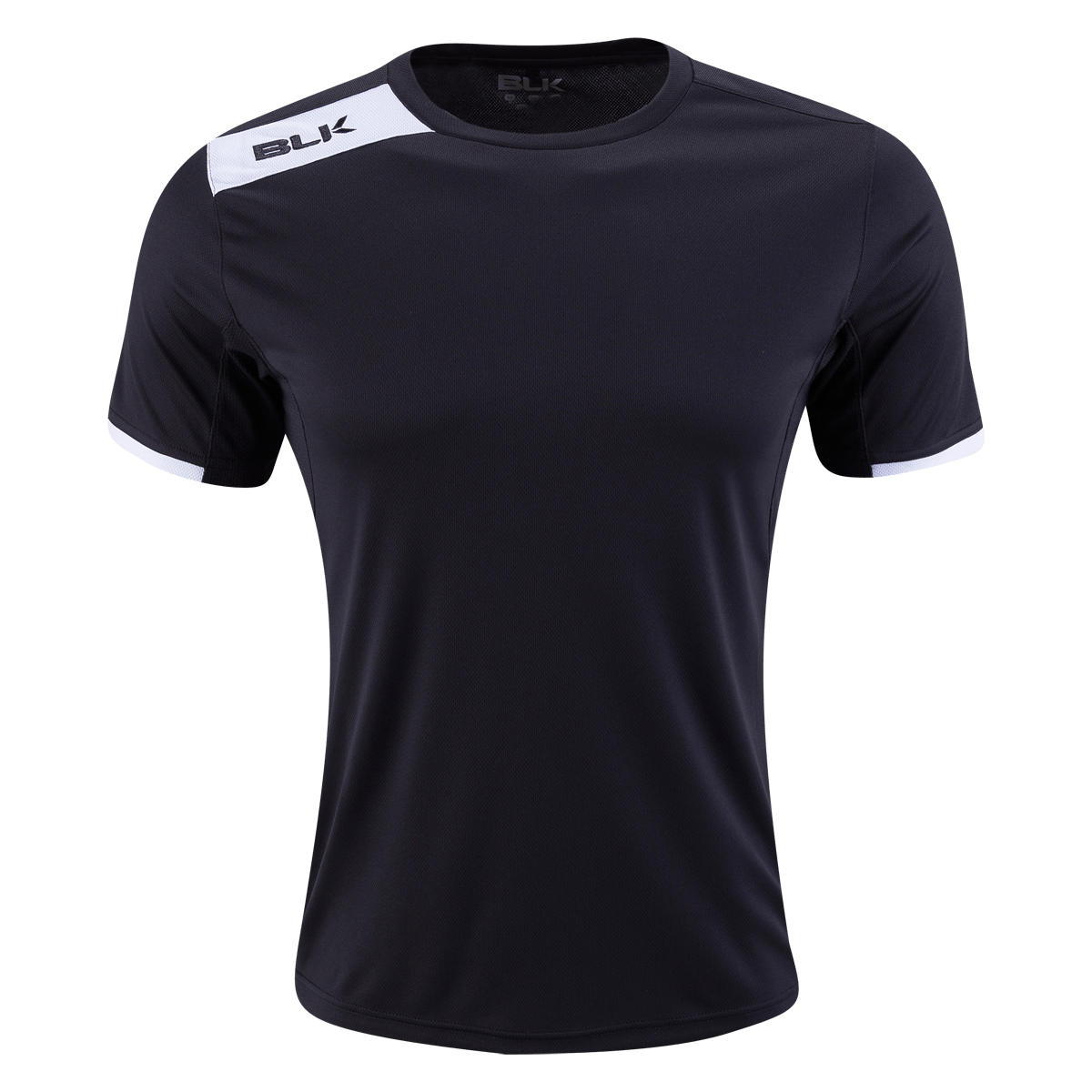 BLK Black TEK VI Rugby Training Shirt