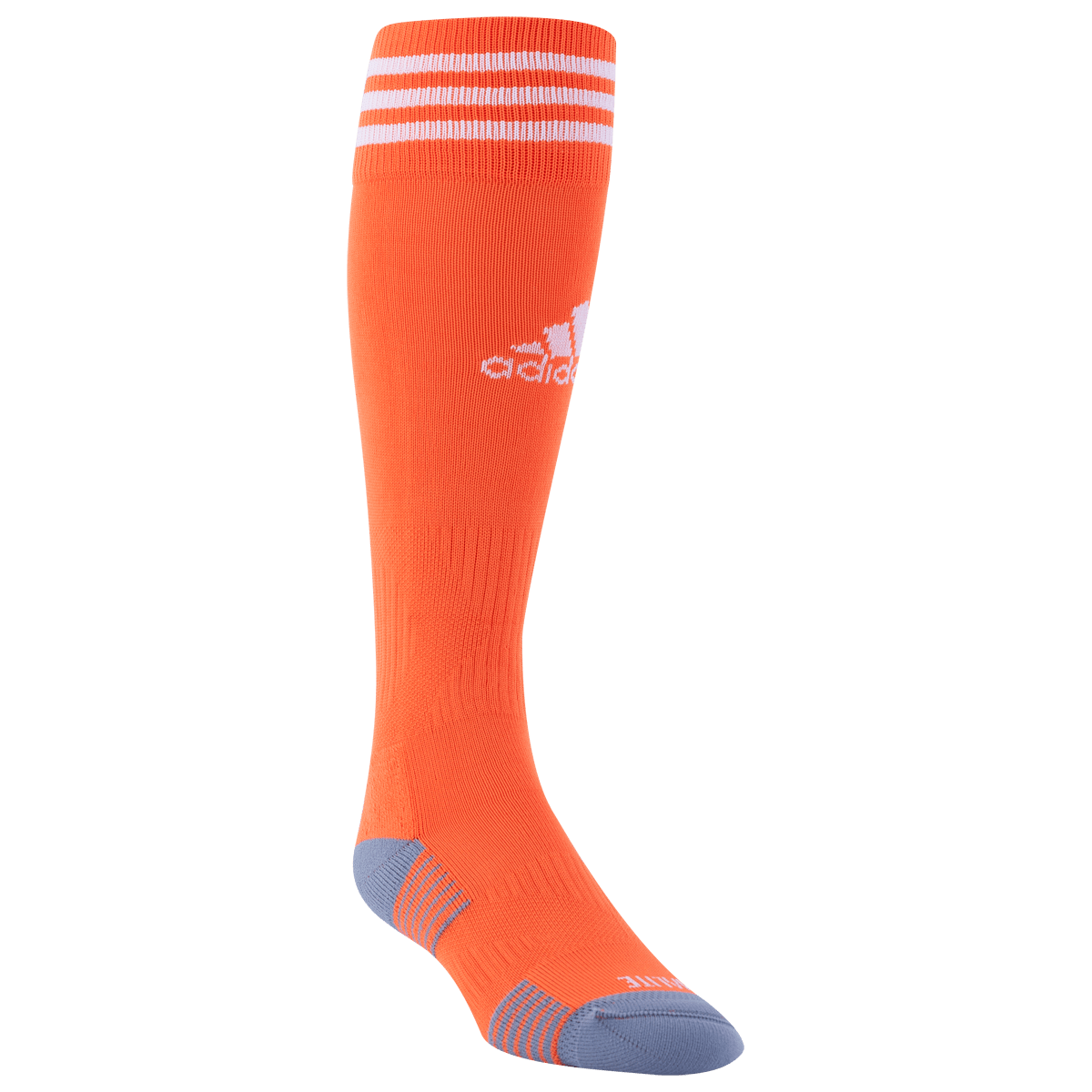 adidas Orange Copa Zone Cushion IV Socks