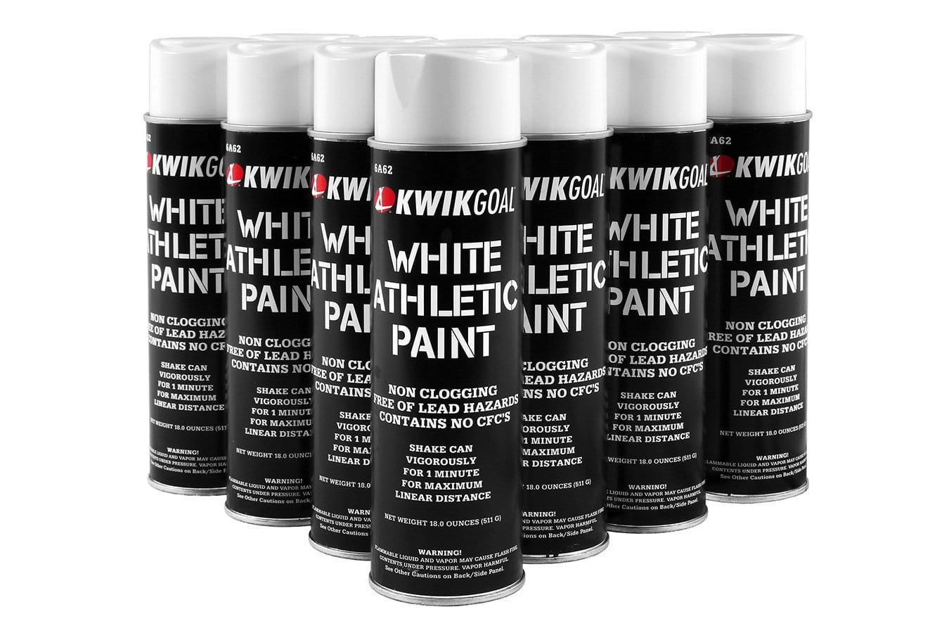 Athletic Paint White (Case of 12 cans)