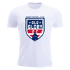 Old Glory DC White Premiership T-Shirt