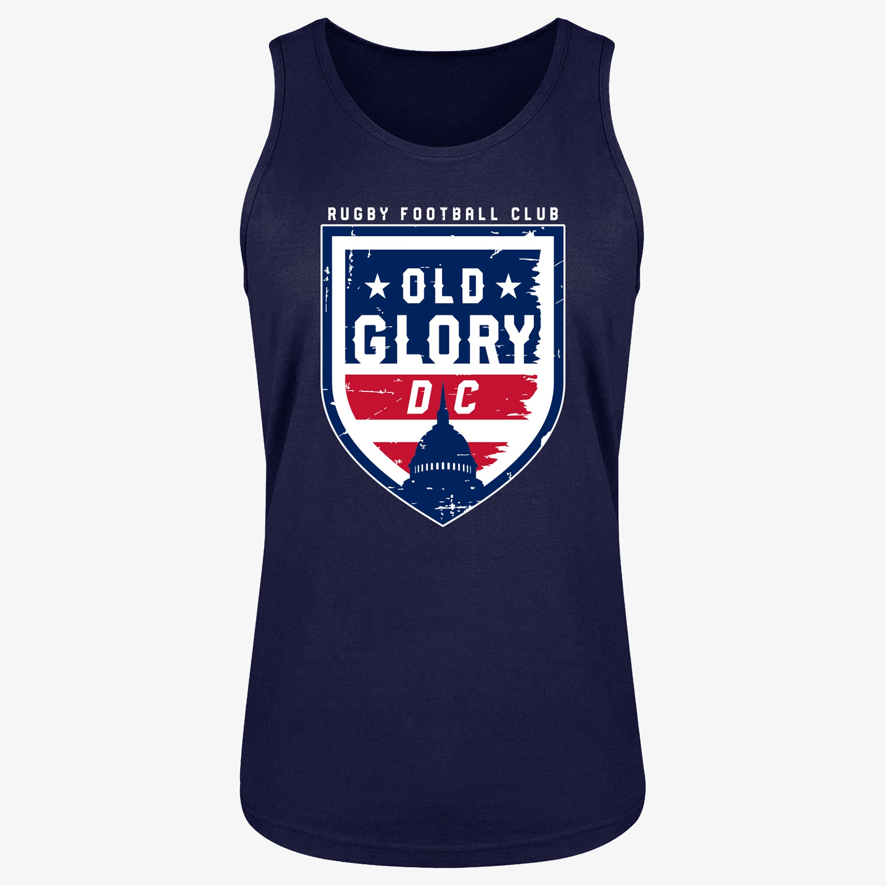 Old Glory DC Singlets World Rugby Shop