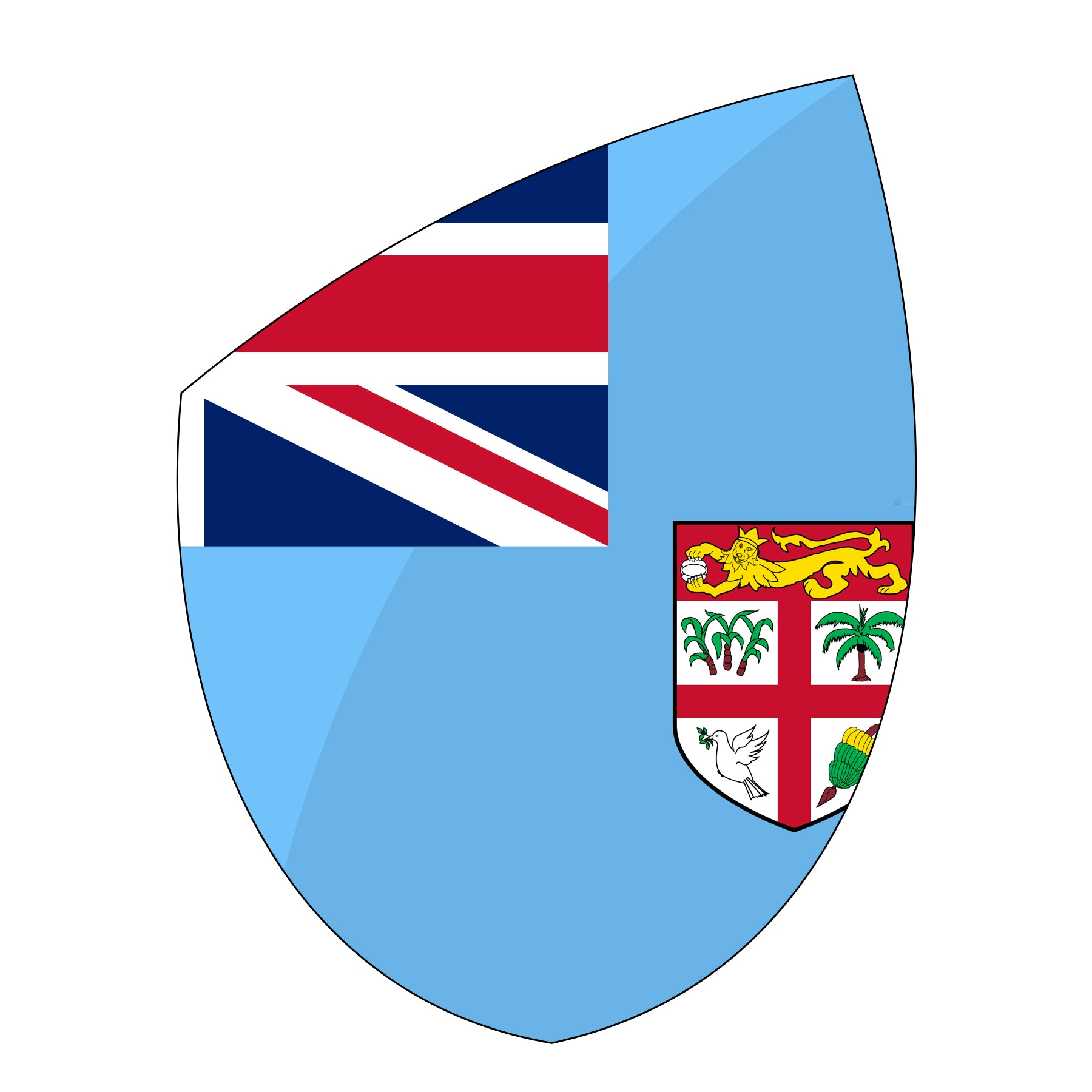 Exclusive Fiji Rugby Gear