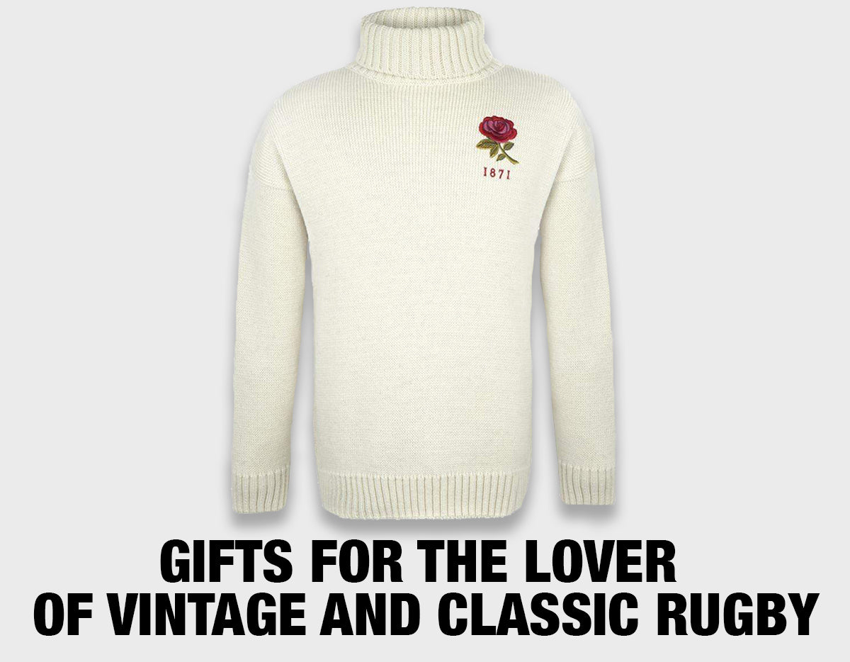 Gifts for the Lover of Vintage and Classic Rugby