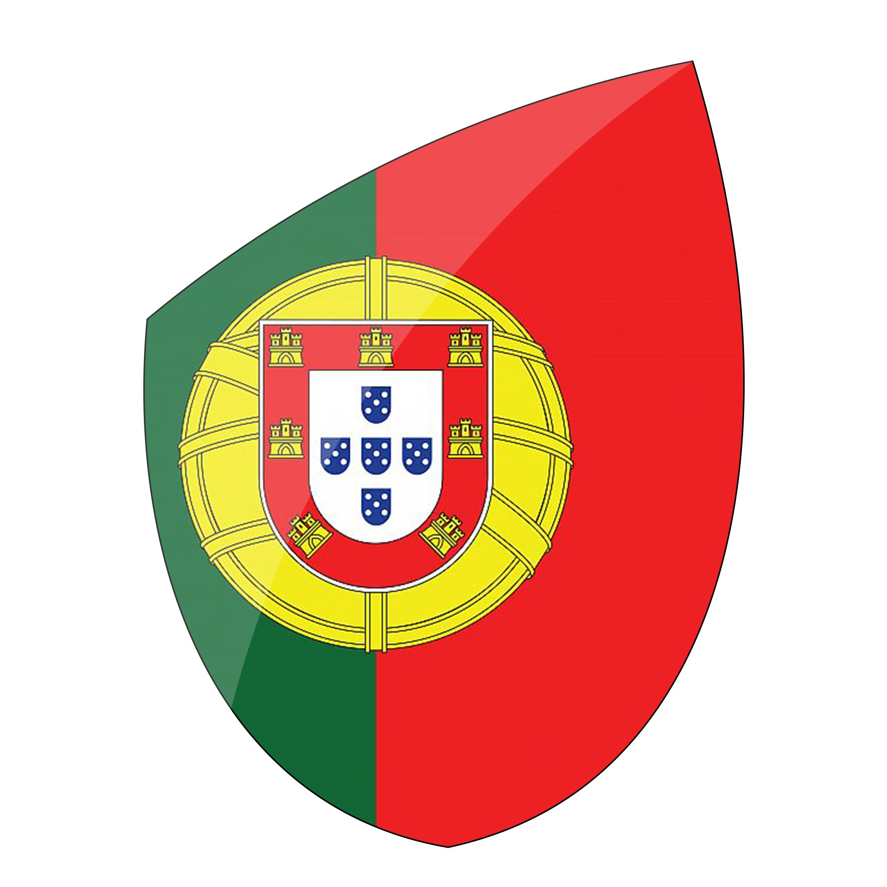 Exclusive Portugal Rugby Gear