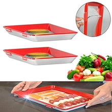 Load image into Gallery viewer, Creative Food Preservation Tray / Food Reusable Trays