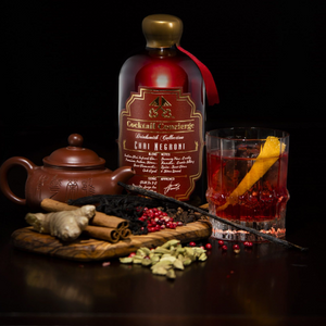 Cocktail Concierge - Chai Negroni 500ml - Drinksmith Collection