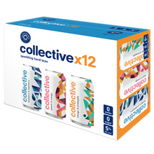 Load image into Gallery viewer, Collective Arts - Hard Teas Mixed 12 Pack
