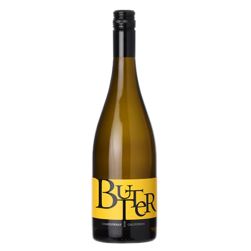 JaM Cellars, Butter, Chardonnay