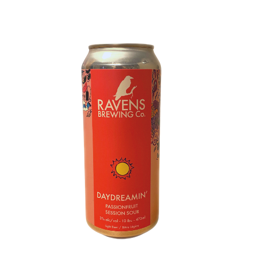 Ravens Brewing Co. - Daydreamin' Passionfruit Session Sour