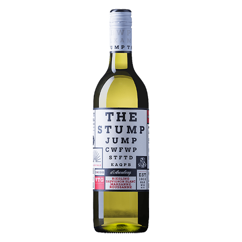 D'Arenberg, The Stump Jump White