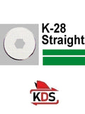 CARL TRIMMER REPLACE BLADE K28 STRAIGHT@Free Delivery National Wide