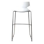 Konfurb Fly Barstool – Sled office Chair