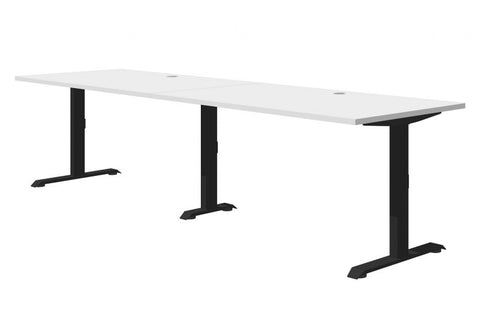 Summit II - Fixed height inline desk@Free delivery