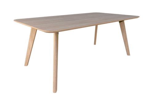 Oslo Meeting table - Ash veneer top@Free delivery